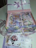"Precious Moments Symbol of Membership Box Set w/#C0020 ""Thanks A Bunch"" Figurine"