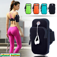 Arm Band Bag Wrist Pouch Holder Armband Phone Cases Headset Sport Running Gym