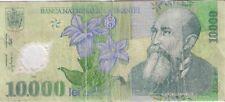 ROUMANIE - 10 000 LEI - TYPE 1999.
