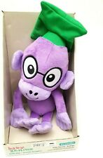 """Manhattan Toy Company Baby Genius Soft Toy OBOE 401230  10"""" Safe Haven Ages 0+"""