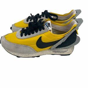 Nike Mens Daybreak Undercover Jun Takahashi Athletic Shoes US 5.5  Bright Citron