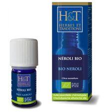 HUILE ESSENTIELLE NEROLI BIO HERBES ET TRADITIONS 2  ML
