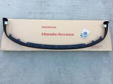 JDM GENUINE HONDA 96-98 CIVIC SIR FRONT LIP *DISCONTINUED ITEM*