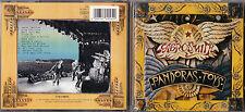 CD 12T AEROSMITH PANDORA'S TOYS DE 1994 EUROPE TBE