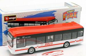 CITY BUS 1:50 (19 cm) Scale Model Toy Car Bus Miniature Bburago