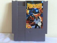 Sports Nintendo NES Boxing Video Games