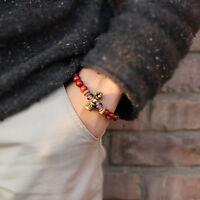 Vintage Sandalwood Bead Buddha Bracelet Bangle Fashion Men Jewelry Accessory