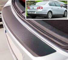 VW Passat B6 - Carbon Style rear Bumper Protector