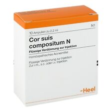 HEEL Cor Compositum 10 Amps Homeopathic Remedies