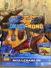 GODZILLA VS KING KONG SKULL CRAWLER WALMART EXCLUSIVE