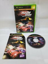 Xbox Game Room Zoom Race For Impact Complete