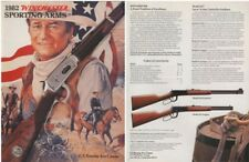 Winchester 1982 Gun Catalog - John Wayne