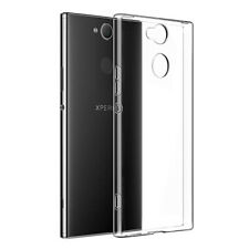 Case For Sony Xperia XA2 Plus Ultra Thin Crystal Clear Soft Silicone TPU Cover