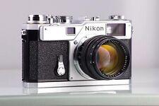 Rangefinder Nikon S3 Year 2000 Limited Edition + Nippon Kogaku NIKKOR-S.C 1.4