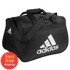 Adidas Diablo Duffel Bag Men Women Gym Fitness Yoga Small Bag Backpack Black Bag