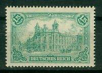 Deutsches Reich 113 , ** , * , o ,