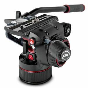 Manfrotto MVHN8AH N8 Nitrotech Fluid Video Head