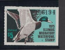 IL1 - Illinois First Of State Duck Stamp.  Single. MNH. OG.