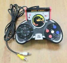 Mortal Kombat Plug and Play (Jakks Pacific) TV Games with AC Adapter
