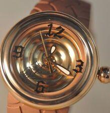 Von Dutch 44mm Light Bronze 'Metallic Spiral' Swiss Made Watch with $765.00 Tag