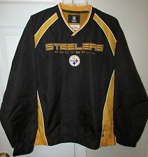 NFL Pittsburgh Steelers Adult Pullover Sweatshirt Small Great Design Hi Quality