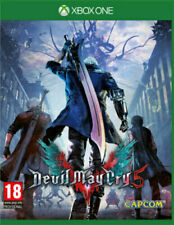 Devil May Cry 5 with Lenticular Sleeve (Xbox One) BRAND NEW SEALED