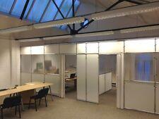 Stellwand Trennwand Raumteiler Stellwände Bürowand Trockenbau Leichtbau Wand