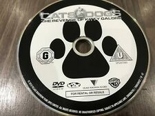 Cats & Dogs 2 - Revenge of Kitty Galore Disk Only