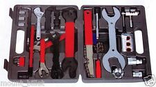 Home Mechanic Bike Bicycle Tool Kit Set,44pcs! Brand New