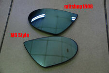 BMW M6 Style Side View Mirrors Glass Set