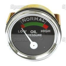 Oil Pressure Gauge For Massey Harris Tractor Mf Mh 22 33 44 50 55 333 444 555