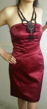 The Limited Pleated Red Event Dress Sz. 2 NWT