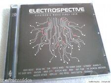 2 CD NEU OVP ELECTROSPECTIVE Electronic Music From Petshopboys To Depeche Mode