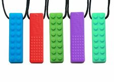 Tilcare Chew Chew Sensory Teether Necklace – Best for Autism, Biting and Teet...
