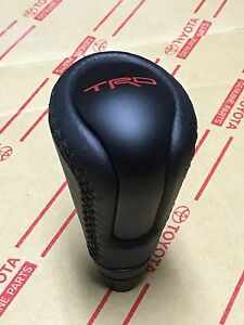 NEW Genuine OEM Toyota Tacoma TRD A/T shift knob 2005-2015