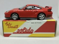 SOLIDO Solido 1/43 eme réédition. Frais de port groupés. PORSCHE 911 GT 2