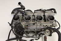 03-09 yamaha yzf R6 R6S  THROTTLE BODIES BODY TPS FUEL INJECTION FI
