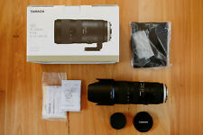 Tamron SP AF 70-200MM F2.8 VC USD G2, Canon EF / great condition / barely used