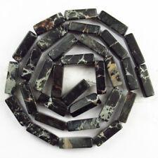 12x8mm Excellent Tibet Agate Heaven Eye Rondelle Loose bead 15.5inch  NN325