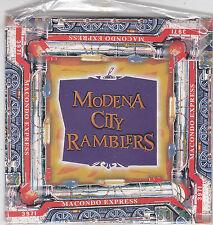 MODENA CITY RAMBLERS - macondo express CD single