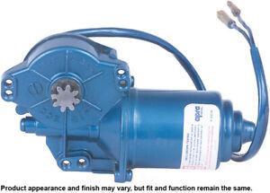 Remanufactured Window Motor  Cardone Industries  47-1306