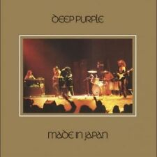 DEEP PURPLE - MADE IN JAPAN [CD]