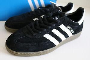 ADIDAS Handball Spezial Originals 44 2/3 Herren Sneaker Schwarz UK10