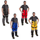 Men's Mossi F1 Snowmobile Bibs Snow Pants Winter Insulated Breathable