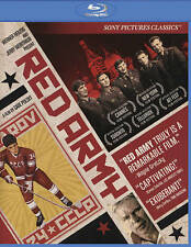 Red Army (Blu-ray Disc, 2015) New & Factory Sealed