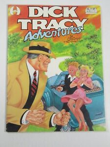 Dick Tracy Adventures #1 (Gladstone comics 1991) B&W reprints