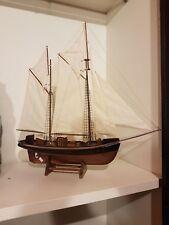 Modellismo nautico - Magnifico modello di barca a vela in legno - Nuovo