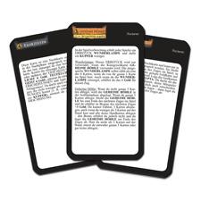 """Dominion - 39 Trennkarten """"NOCTURNE"""" für Dominion-Koffer"""