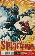 SUPERIOR SPIDERMAN 19 REGULAR 1st PRINT COVER AMAZING