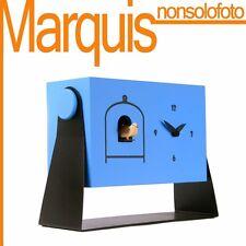 """orologio a cucù art.152 5012 """" mi dondolo """" Pirondini 6 colori disponibili"""